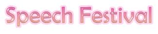 Speech Festival